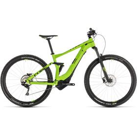 Cube Stereo Hybrid 120 Pro 500 - Bicicleta eléctrica - verde